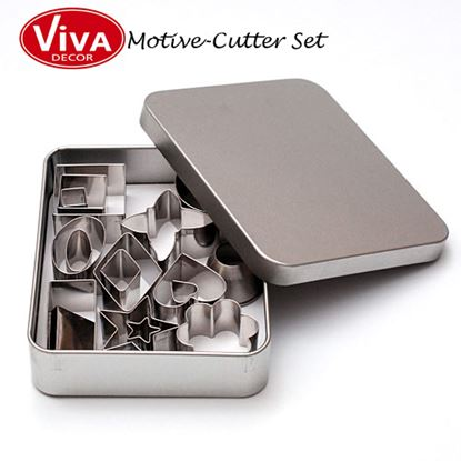 Picture of Viva Pardo Motive-Cutter Set