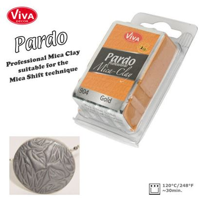 Picture of Viva Pardo mica Clay