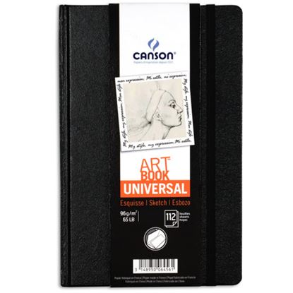 Picture of Canson Art Book Universal Sketch Pad 96g