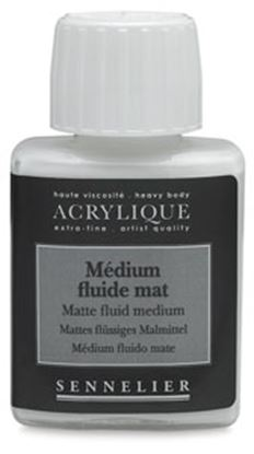 Picture of Sennelier Matte Fluid Medium