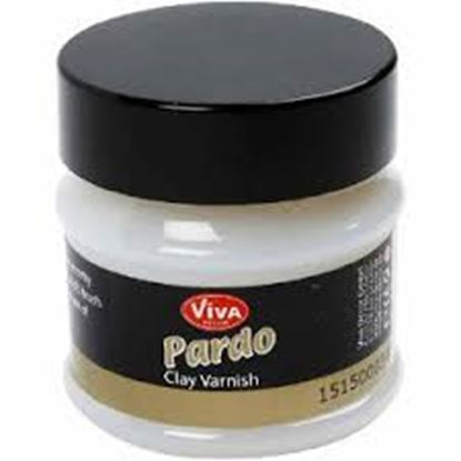 Picture of Viva Pardo Clay Varnish
