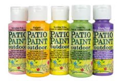 Picture of DecoArt Patio Paints