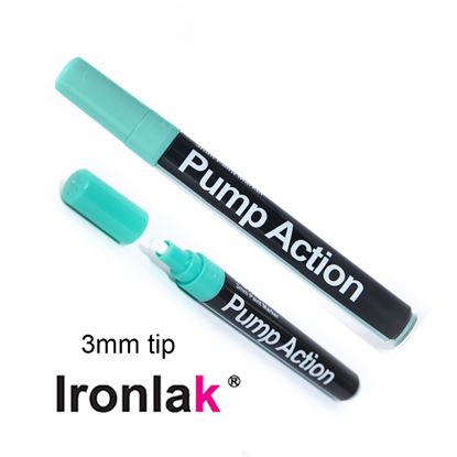 Picture of Ironlak Markers 3mm Paint Markers