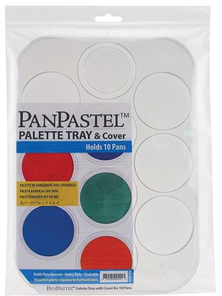 Picture of Pan Pastel Tray Palette for 10 Colors