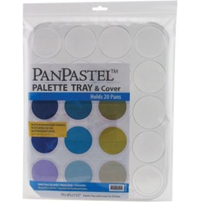 Picture of Pan Pastel Tray Palette for 20 Colors