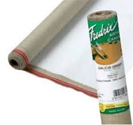 Picture of Fredrix Canvas Roll Linen