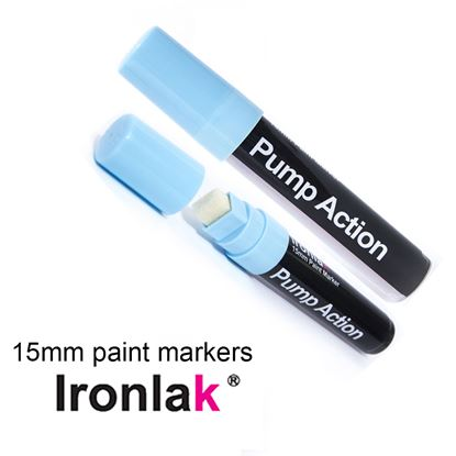 Picture of Ironlak Markers 15mm Paint Markers