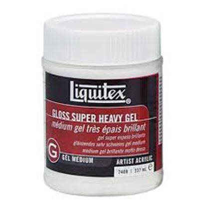 Picture of Liquitex Gloss Super Heavy Gel