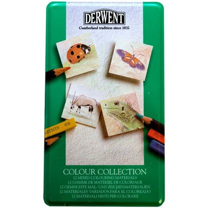 Picture of Derwent Colour Collection 12pcs