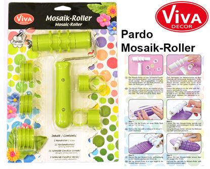 Picture of Viva Decor Mosaik-Roller
