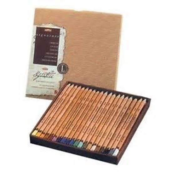 Picture of Derwent Colored Pencil Signature 20pcs