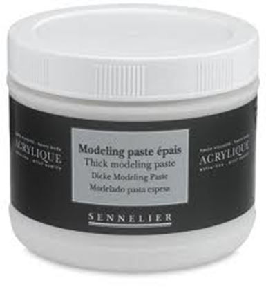 Picture of Sennelier Thick Modeling Paste