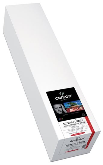Picture of Canson Infinity Museum Canvas Matte 440 Water Resistant