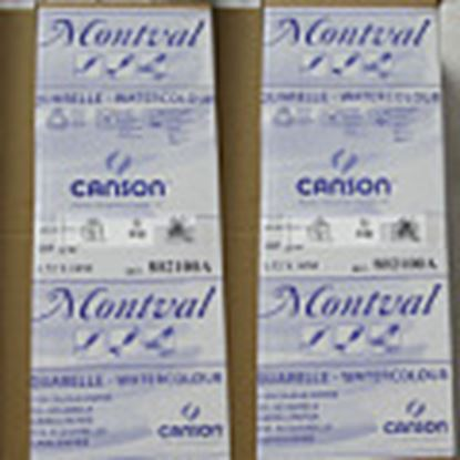 Picture of Canson Montaval Aquarelle Roll 185 G/M2
