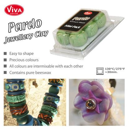 Picture of Viva Pardo Jewellery Clay