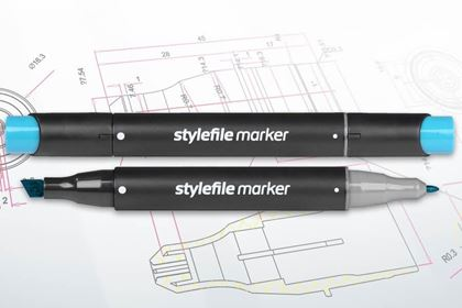 Picture for manufacturer Stylefile Markers