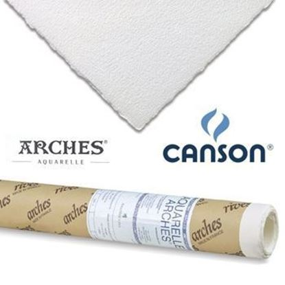 Picture of Canson Aquarelle Arches Roll 185gsm- Rough