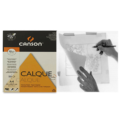 Picture of Canson Tracing Pad