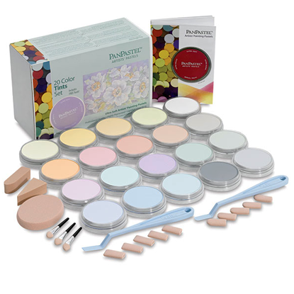 Picture of Pan Pastel Tints set of 20