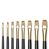 Picture of ISABEY Mangoo Flat Brush S.6563