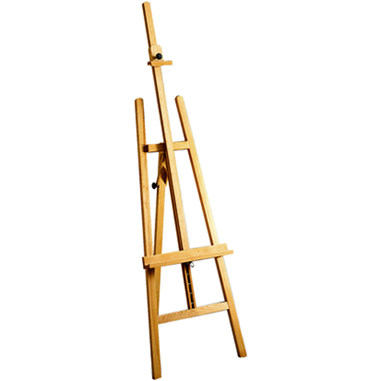 Picture of Artmate Wooden Easel W-09B