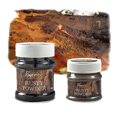 Picture of POWERTEX RUSTY POWDER