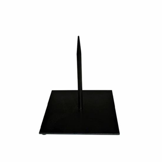 Picture of Small 1 pin Black Metal base