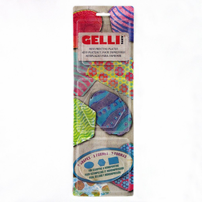 Picture of Gelli Arts Gel Printing Plate Set 2