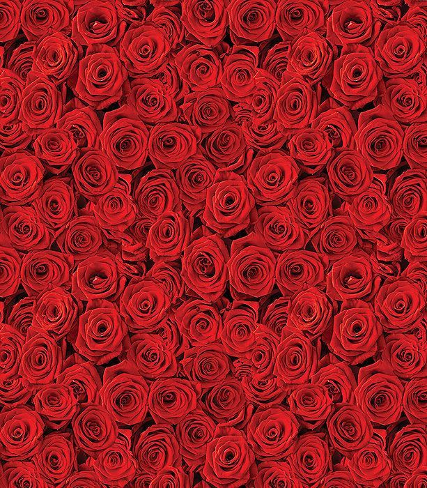 RED ROSES DECOUPAGE PAPER