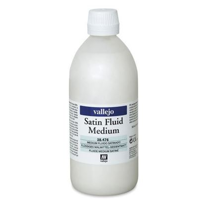 Picture of Vallejo SATIN FLUID MEDIUM  476, 500ml