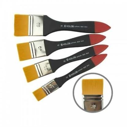 Picture of Rosa Synthetic Brushes Wide