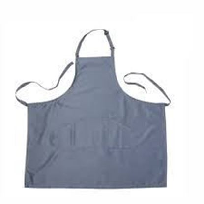 Picture of Rosa APRON  Adult, Grey