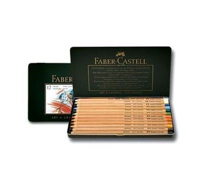 Faber Castell - PITT ASTEL PENCIL SET OF 12