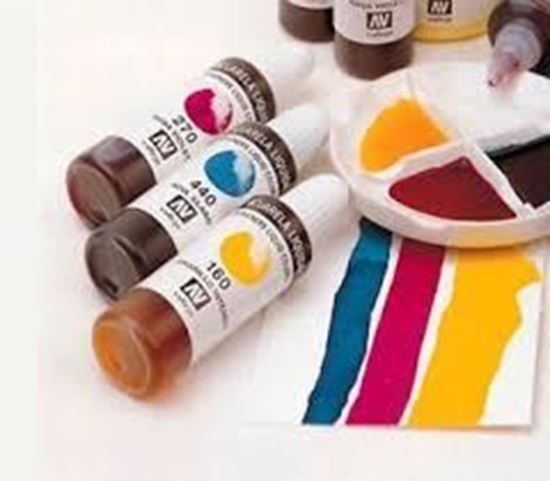 Vallejo Liquid Watercolors 32ML