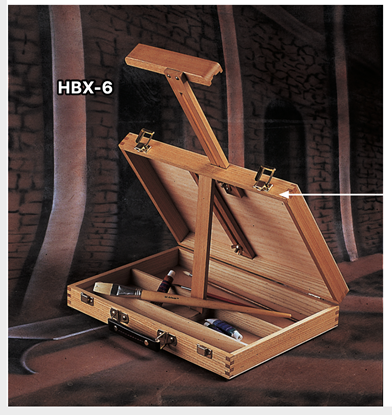 Artmate Table Top Easel HBX-6