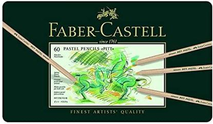Faber Castell - Pastel Pencils Set 60