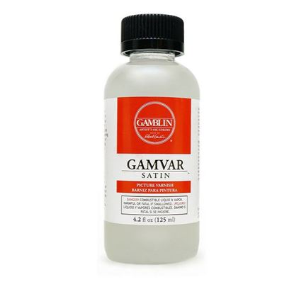 Gambling Artist Color Gamvar Satin 4.2 fl oz