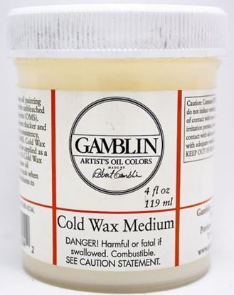 Gambling Cold Wax Medium 4 fl oz - 118ml