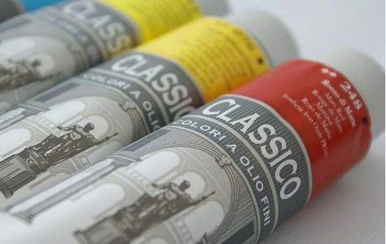 Picture of Maimeri Classico Oil Colors 20ml , 60ml, 200ml